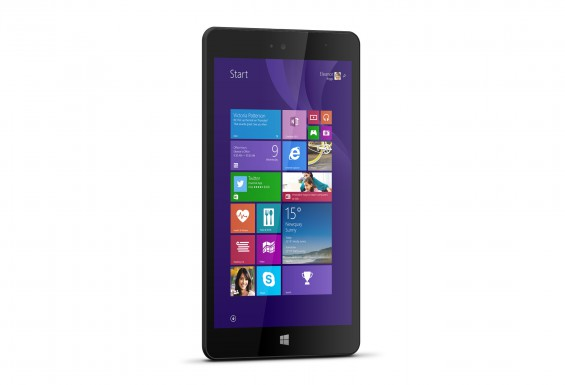 KAZAM   8 Inch Tablet   Front Left   Windows