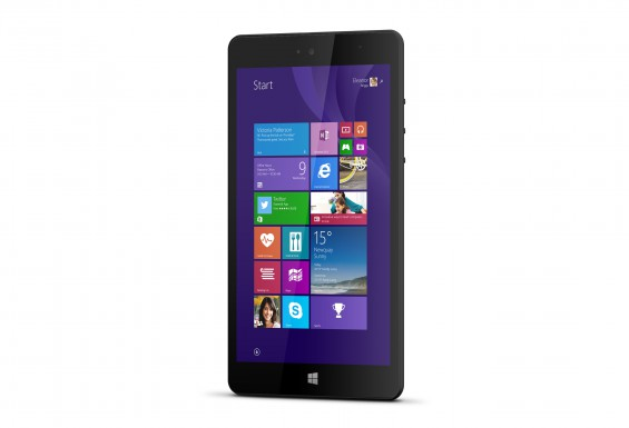 KAZAM   8 Inch Tablet   Front Right   Windows