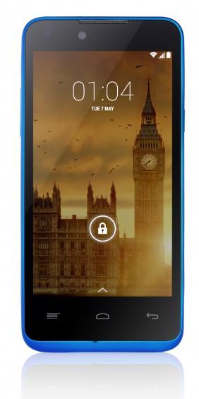 Kazam 5215 4th gen FlatFront 0106 Trpr445L Blue