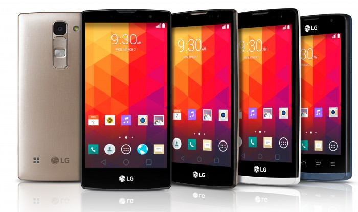 MWC   LG Announce a stack of mid range smartphones ahead of Barcelona event