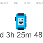 New Pebble Smartwatch coming tomorrow?