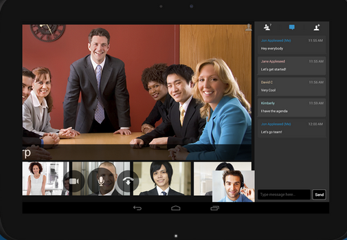 How Video Conferencing enables mobility