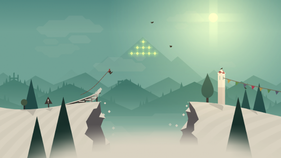 Altos Adventure   An Endlessly Fun Runner for iOS