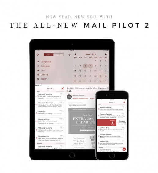 Mail Pilot 2 for iOS Review