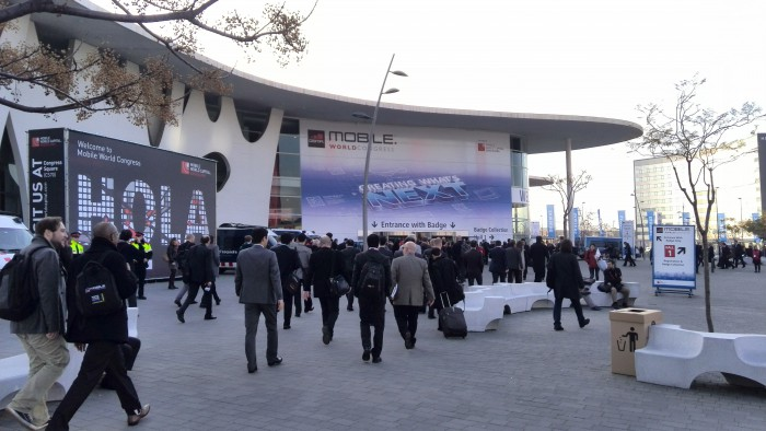 Mobile World Congress   One week countdown