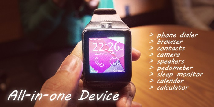 Atongm W008 Smartwatch   Not reviewed