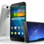 Huawei launch the Ascend G7 4G