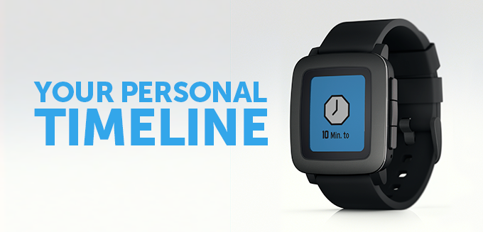 Pebble Time launches on Kickstarter