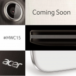 MWC – Acer gives a quick glimpse behind the Barcelona curtain