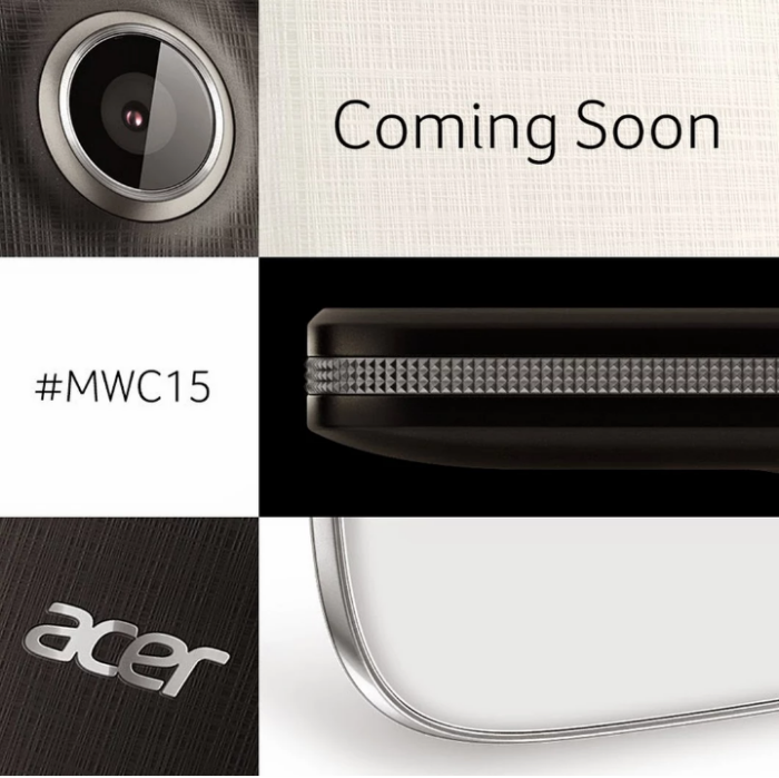 MWC   Acer gives a quick glimpse behind the Barcelona curtain