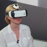 MWC – Samsung Gear VR Innovator Edition on show