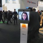 MWC – Orange Ub-y brings people to you. Virtually.