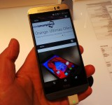MWC   Full hands on with the HTC One M9