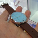 MWC – A look at the ZTE smartwatches