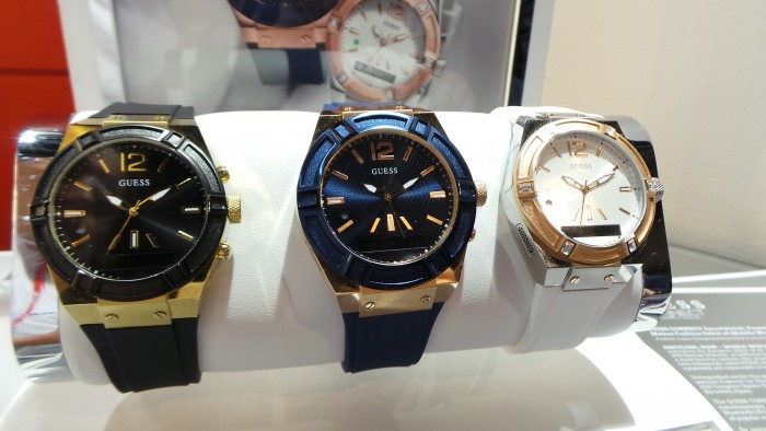 MWC   GUESS who do smartwatches