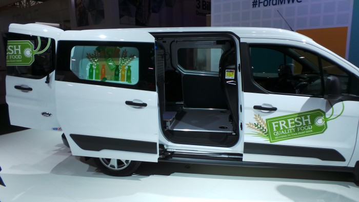 MWC   Ford looking to solve your city transport problems