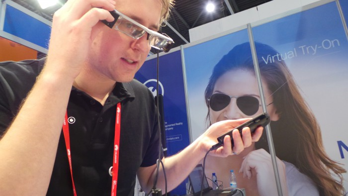 MWC   Metaio   Augmented Reality continues to amaze