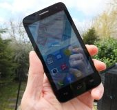 Alcatel Onetouch Pop D5   Review