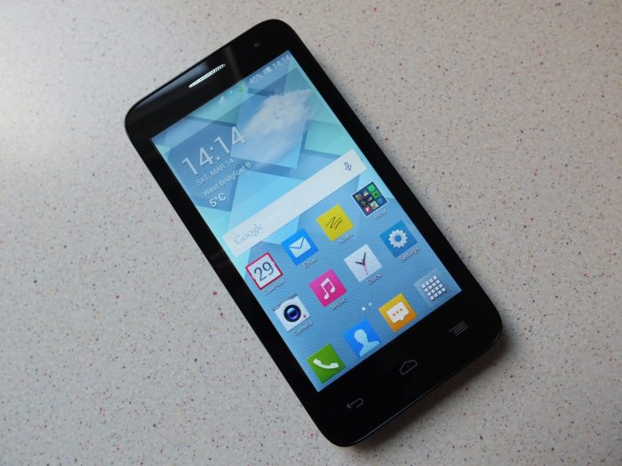Alcatel Onetouch PopD5 Pic2