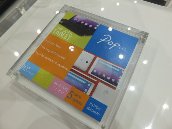 Alcatel Pop Tablet Pic1