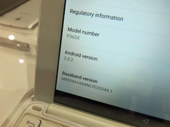 Alcatel Pop Tablet Pic9