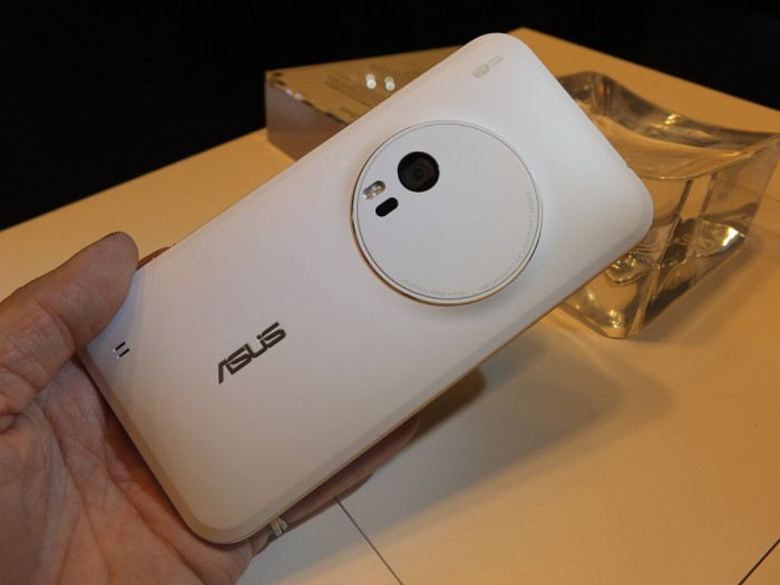 MWC – An afternoon trying to find the Asus Zenfone Zoom