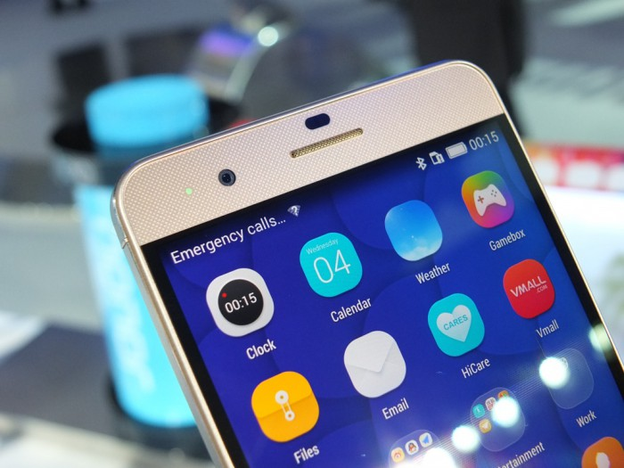 MWC   Hands on with the Honor 6 Plus