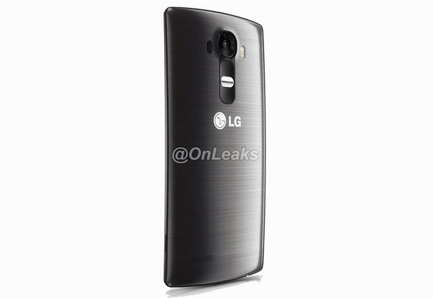 Leaked renders of the LG G4 published.