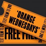 Orange Wednesdays returning (in a fashion); Blockbuster films for £1