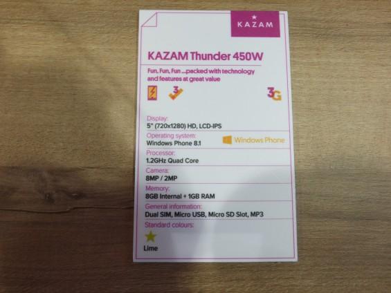 Kazam Thunder 450W Pic18