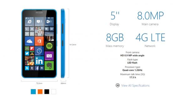 Lumia 640 Spec 700px