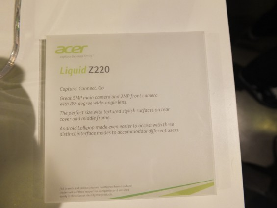 MWC Acer Devices pic14