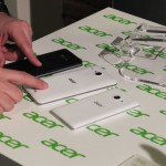 MWC – Hands on with the Acer Liquid M220, Z220, Z520, Jade Z and Leap+ Smartband
