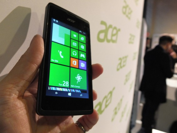 MWC Acer Devices pic75