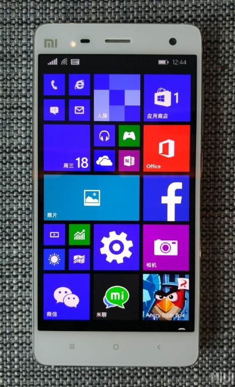 A Microsoft Rom To Run Windows 10 On Your Android Phone