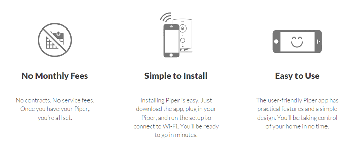 Piper NV Info