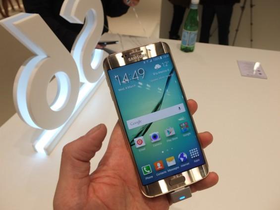Samsung Galaxy S6 Edge Pic1
