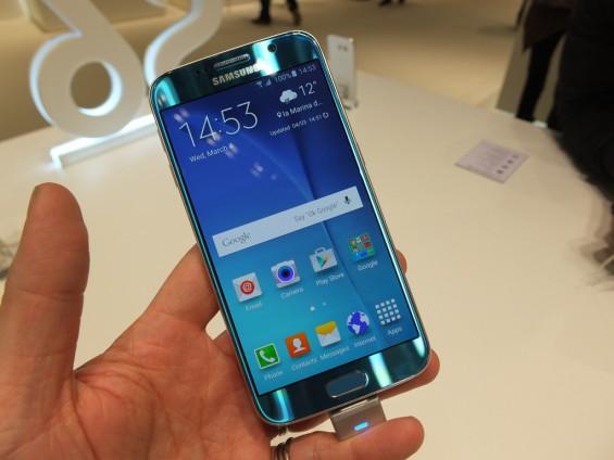 Samsung Galaxy S6 Pic1