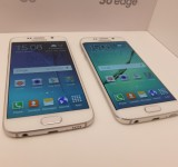 MWC   I finally got round to seeing the Samsung Galaxy S6 & S6 Edge