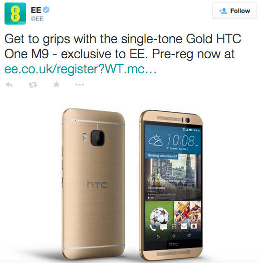HTC One M9   Where to buy?