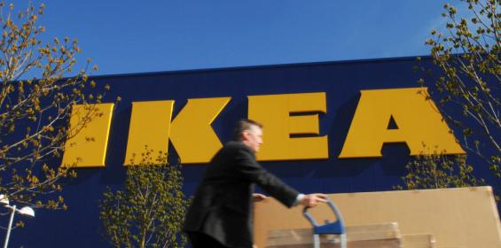 IKEA Wireless Charging