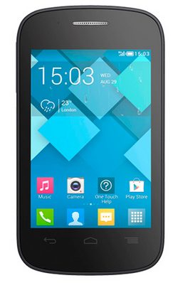 Alcatel POP C1   A near throw away Android smartphone