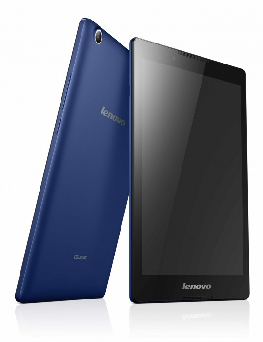 MWC   Lenovo announce some new tablets