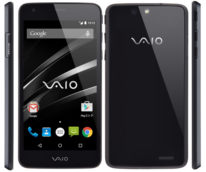 Vaio announce their first smartphone   the VA 10J