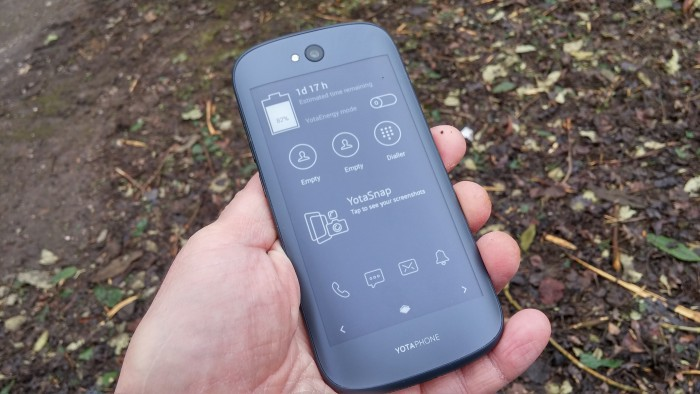 MWC   YotaPhone 2 becomes available in the USA