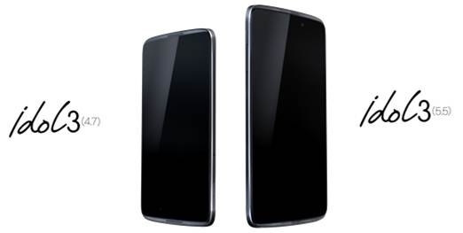 MWC   Alcatel Onetouch announce the Idol 3