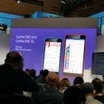 MWC – Microsoft Lumia 640 XL – Quick hands on