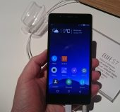 MWC   Gionee Elife S7 Hands on