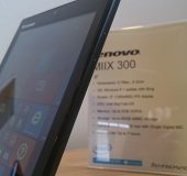 MWC   Lenovo new tablet range demo and hands on