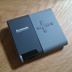 MWC – Lenovo Pocket projector hands on